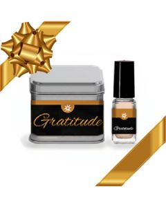 Gratitude Holiday Candle