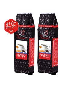 JCC Coffee - Caramelized Honey Ground (12oz)